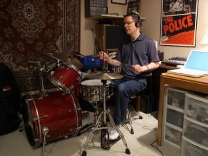 drumming 1-15